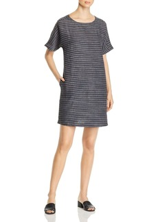 Eileen Fisher Striped Tunic Dress