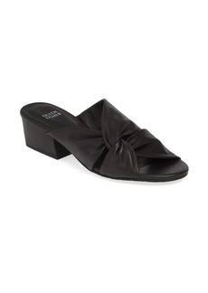 Eileen Fisher Petula Twisted Slide Sandal (Women)