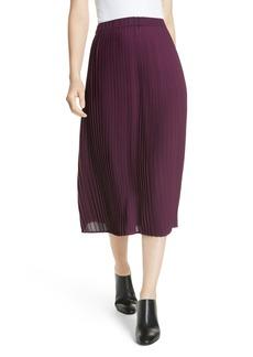 Eileen Fisher Pleat Skirt (Regular & Petite)