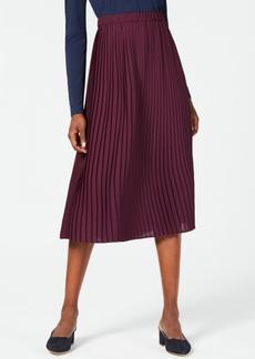 Eileen Fisher Pleated Skirt, Regular & Petite