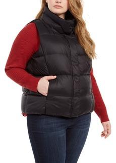 Eileen Fisher Plus Size Puffer Vest