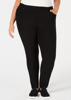 Eileen Fisher Plus Size Tencel Skinny Corduroy Pants