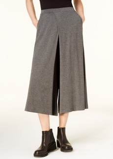 Eileen Fisher Tencel Pull-On Culotte Pants