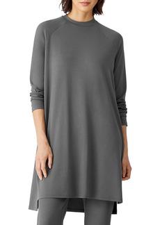 Eileen Fisher Eileen Fischer Raglan Long Sleeve Dress