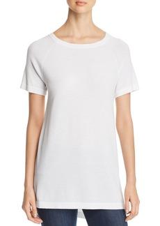 Eileen Fisher Raglan Tunic Top