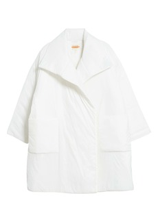 Eileen Fisher Recycled Nylon Coat (Unisex) (Nordstrom Exclusive)