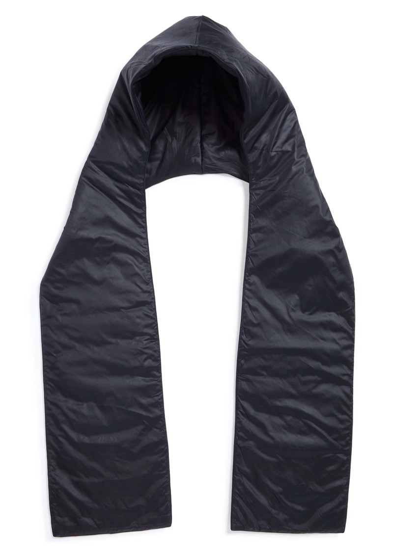Eileen Fisher Recycled Nylon Hooded Scarf (Unisex) (Nordstrom Exclusive)