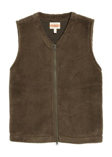 Eileen Fisher Recycled Polyester Fleece Vest (Unisex) (Nordstrom Exclusive)