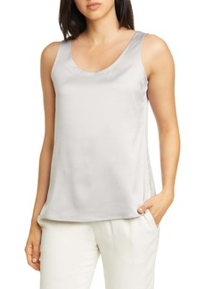 Eileen Fisher Recycled Polyester Satin Camisole