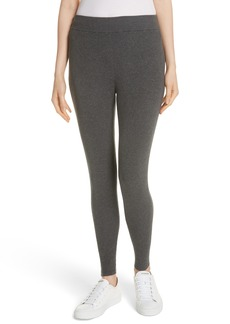 Eileen Fisher Ribbed Tencel® Lyocell Blend Leggings