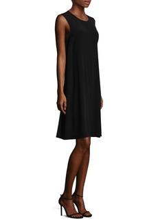 Eileen Fisher Roundneck Swing Dress