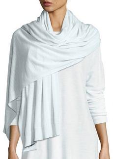 Eileen Fisher Seamless Luxe Merino Wrap/Shawl