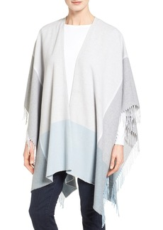 Eileen Fisher Serape Wrap