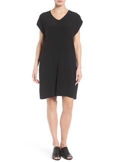 Eileen Fisher Shift Dress (Regular & Petite)