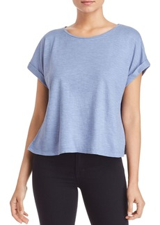 Eileen Fisher Short-Sleeve Tee