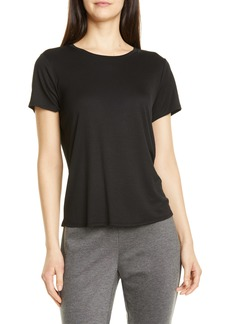 Eileen Fisher Short Sleeve Tencel® Lyocell Tee