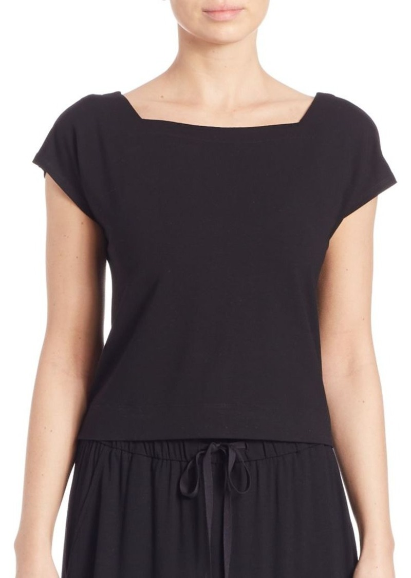 Eileen Fisher Short Sleeve Top