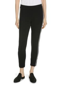 Eileen Fisher Side Stripe Slim Pants