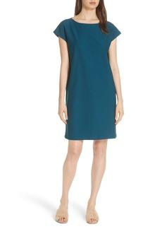 Eileen Fisher Side Zip Layering Dress