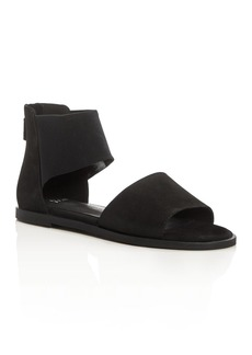 Eileen Fisher Sign Ankle Strap Sandals