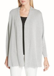 Eileen Fisher Silk & Organic Cotton Cardigan (Regular & Petite)