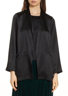 Eileen Fisher Silk Blazer