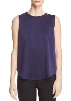 Eileen Fisher Silk High/Low Tank