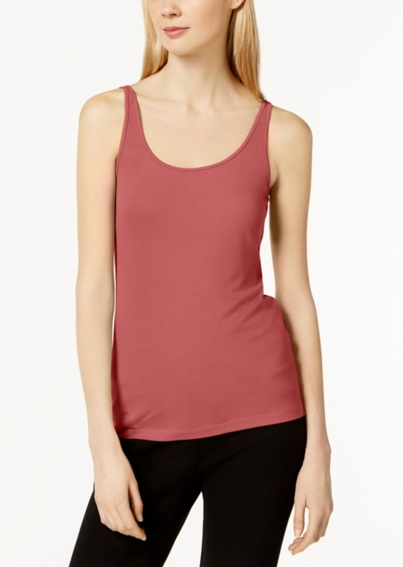65f371436f35fc On Sale today! Eileen Fisher Eileen Fisher Silk Jersey Tank Top ...
