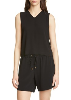 Eileen Fisher Silk Shell (Regular & Petite)