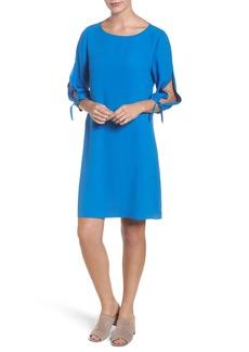 Eileen Fisher Silk Shift Dress (Regular & Petite)