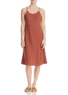 Eileen Fisher Silk Slip Dress