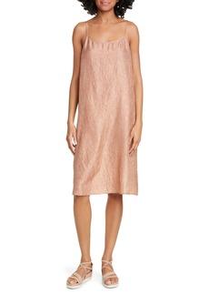Eileen Fisher Silk Slipdress