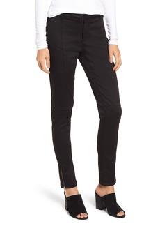 Eileen Fisher Skinny Biker Jeans (Regular & Petite)