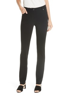 Eileen Fisher Skinny Black Jeans (Regular & Petite)