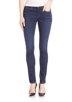 Eileen Fisher Whiskered Skinny Jeans