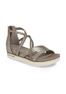Eileen Fisher Skip Strappy Platform Sandal (Women)