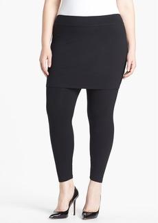 Eileen Fisher Skirted Leggings (Plus Size)