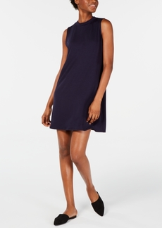 Eileen Fisher Sleeveless Swing Dress, Regular & Petite