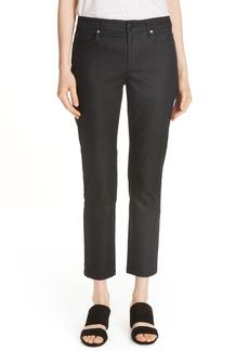 Eileen Fisher Slim Ankle Jeans (Regular & Petite)
