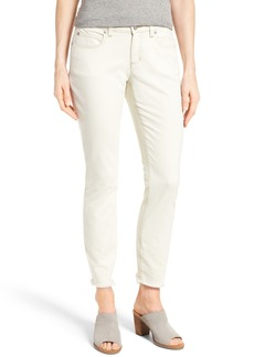Eileen Fisher Slim Ankle Jeans (Unnatural)