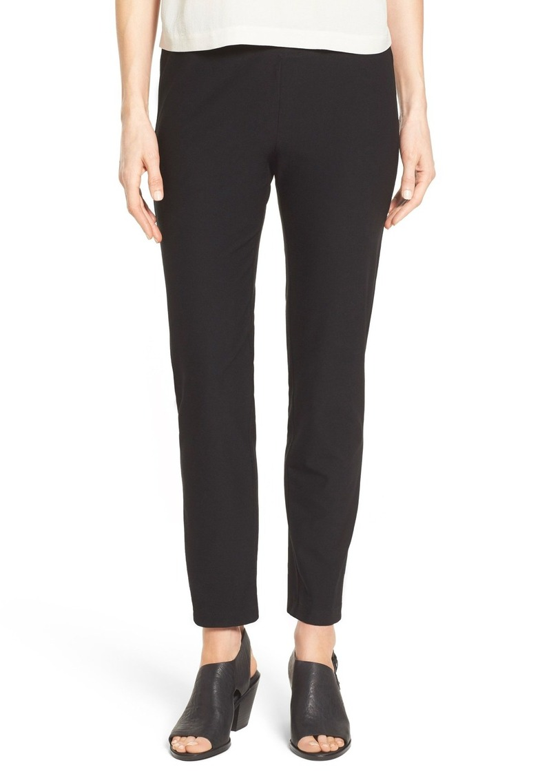 Eileen Fisher Slim Ankle Pant (Regular & Petite)