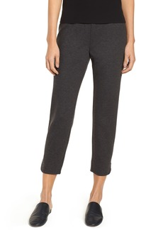 Eileen Fisher Slim Crop Pants (Regular & Petite)