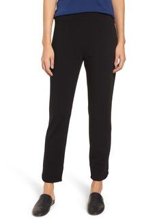 Eileen Fisher Slim Crop Pants (Regular & Petite)