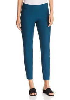 Eileen Fisher Slim-Fit Ankle Pants