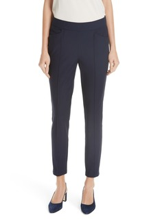 Eileen Fisher Slim Knit Ankle Pants