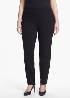 Eileen Fisher Slim Pants (Plus Size)