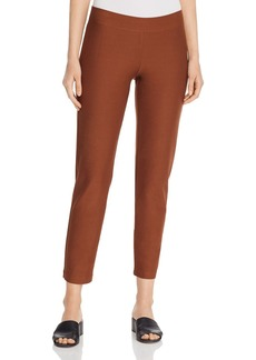 Eileen Fisher Slim Pull-On Pants