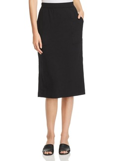Eileen Fisher Slim Skirt