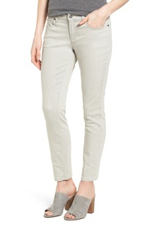 Eileen Fisher Slim Stretch Ankle Jeans