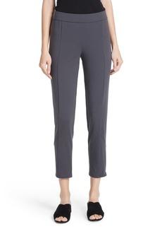 Eileen Fisher Slim Stretch Cotton Pants (Regular & Petite)